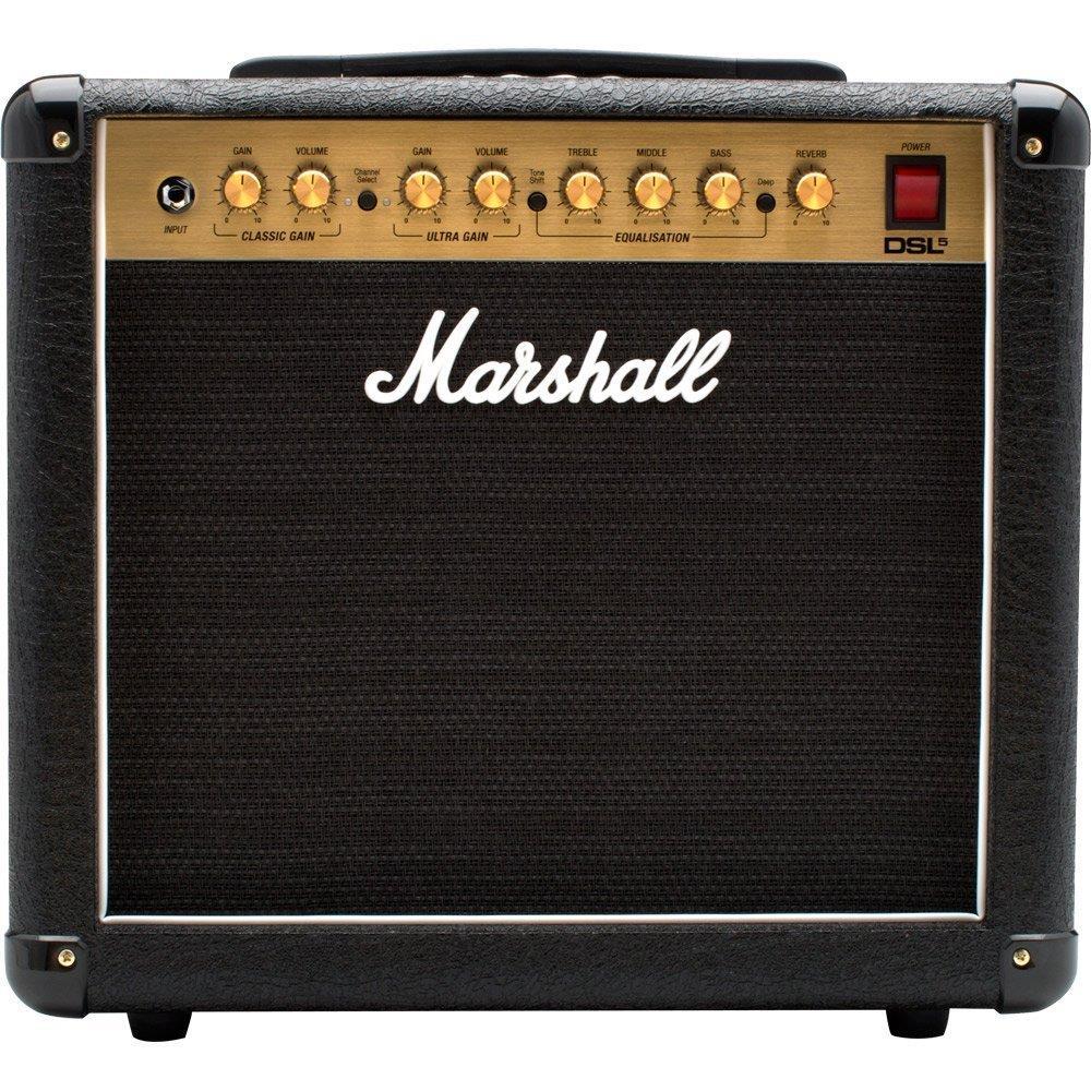 マーシャル ギターアンプコンボDSL5C (DSL5CR) 【本州・四国・九州への配送料無料】