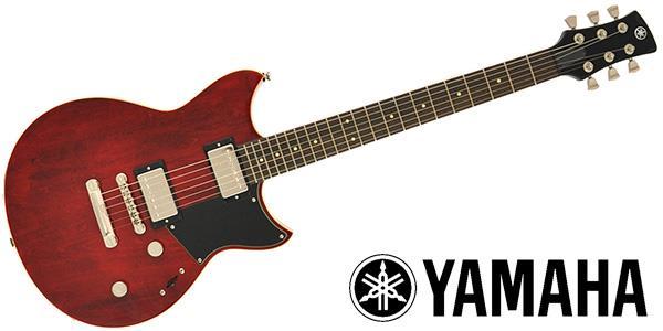 ヤマハ エレキギターRS420A FRD 【本州・四国・九州への配送料無料】