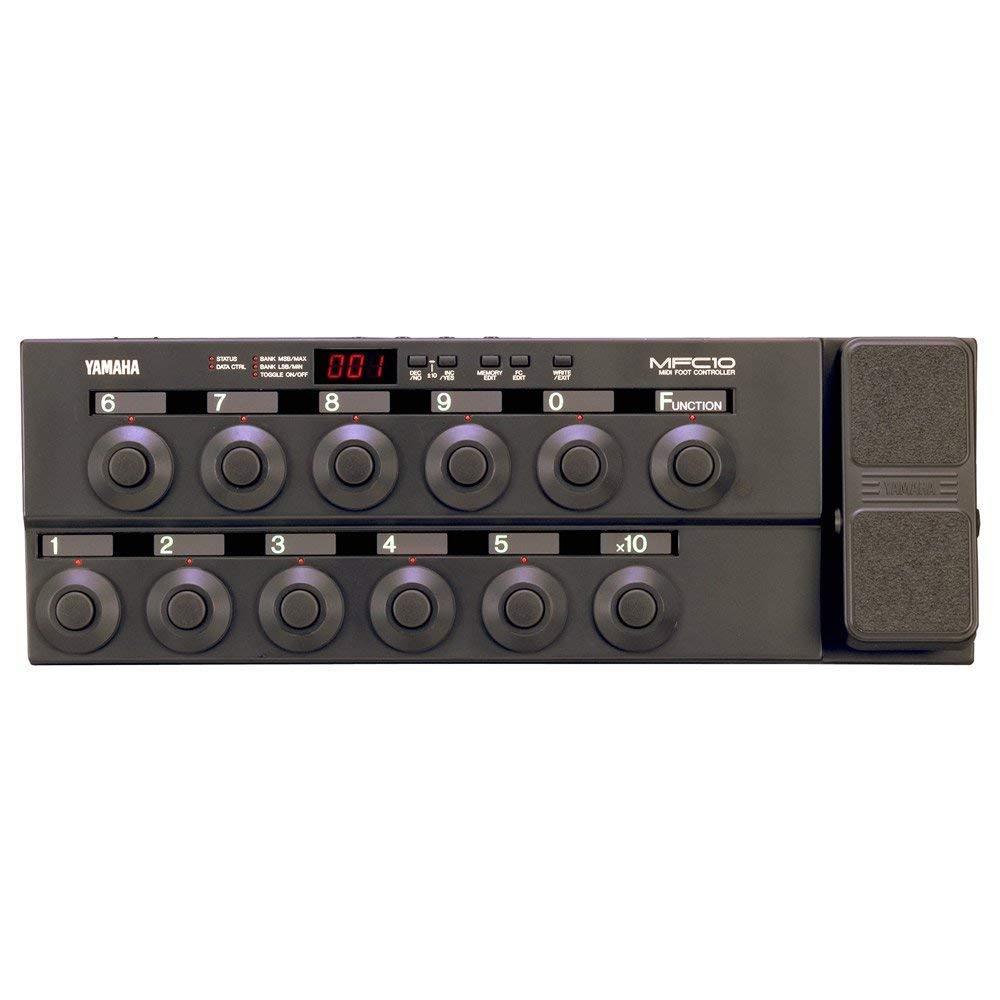 ヤマハ MIDIフットコントローラー MFC10 【本州・四国・九州への配送料無料】
