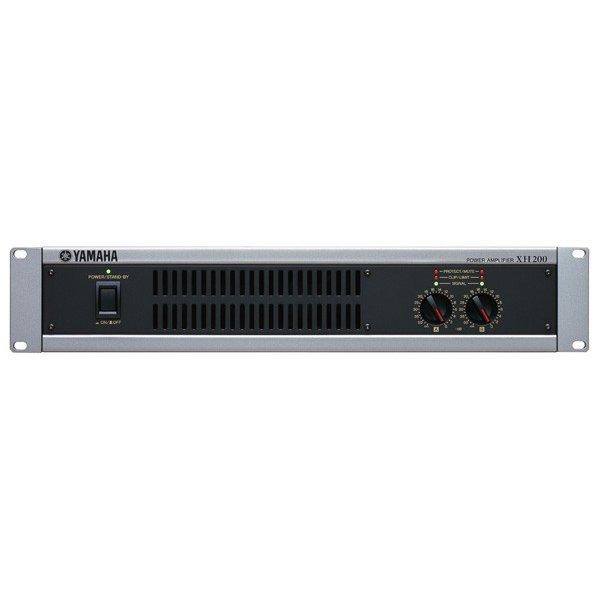 ヤマハ パワーアンプリフアイアーXH200