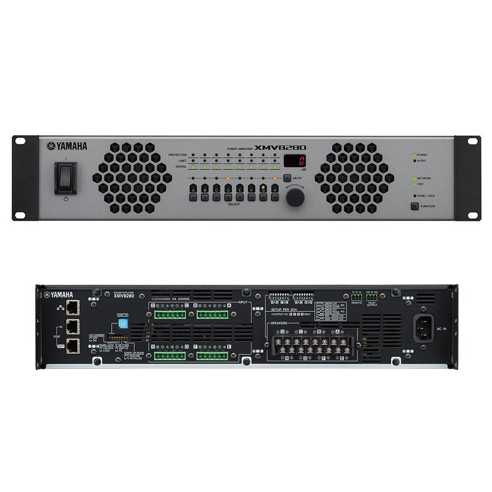 パワーアンプリファイアーXMV8280 【本州・四国・九州への配送料無料】