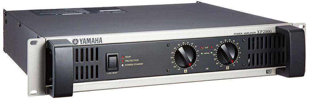 ヤマハ パワーアンプリフアイアーXP2500