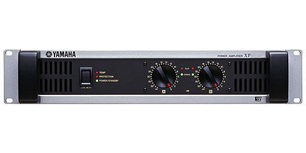 ヤマハ パワーアンプリフアイアーXP5000