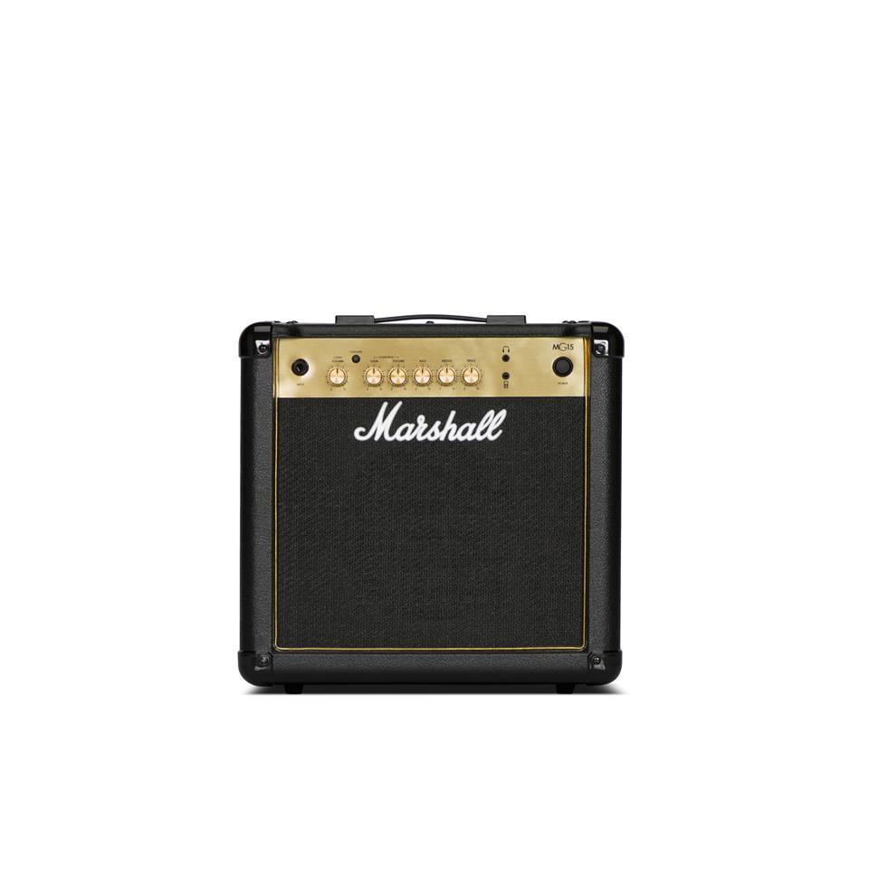 マーシャル ギターアンプコンボMG15 (MG15G) 【本州・四国・九州への配送料無料】