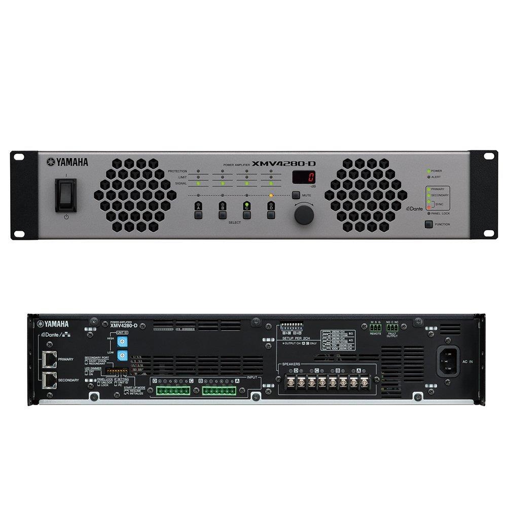 パワーアンプリファイアー XMV4280-D 【本州・四国・九州への配送料無料】