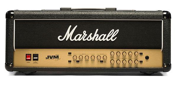 マーシャル ギターアンプヘッド JVM205H 【本州・四国・九州への配送料無料】