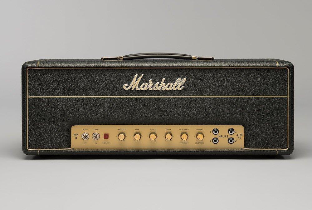 マーシャル ギターアンプヘッド2245 (JTM45) 【本州・四国・九州への配送料無料】