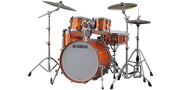 ヤマハ バスドラム AMB2416 SOB