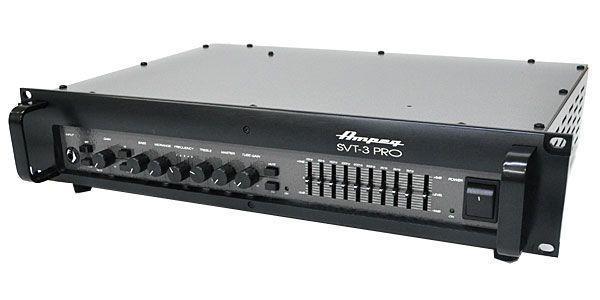 AMPEG ベースアンプヘッド SVT-3PRO 【本州・四国・九州への配送料無料】