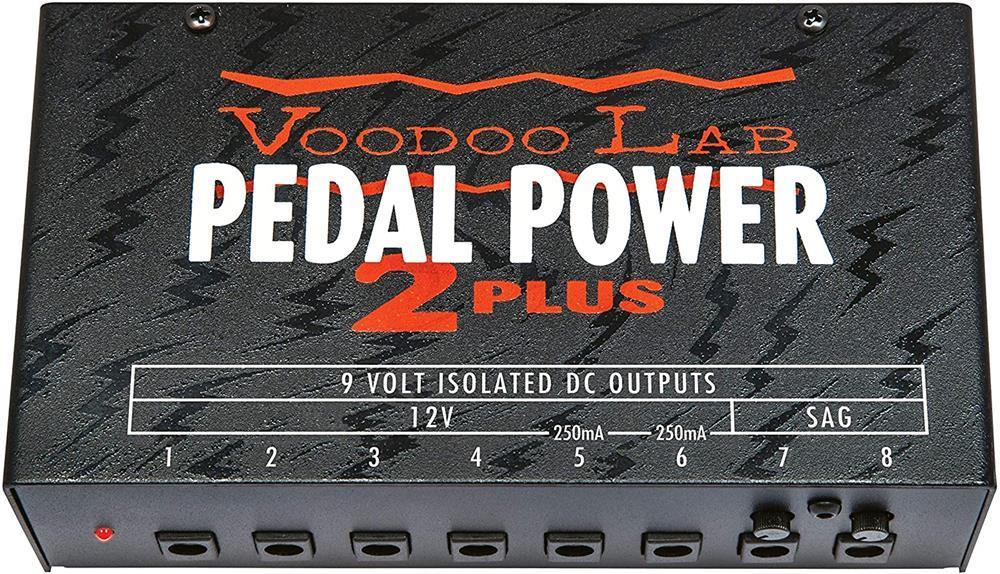 Voodoo Lab パワーサプライ Pedal Power 2 Plus 【本州・四国・九州への配送料無料】