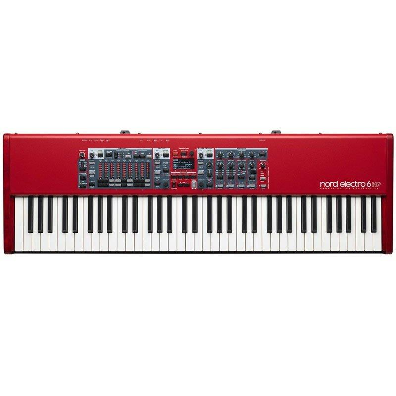 CLAVIA STAGE PIANO NORD ELECTRO 6D 73
