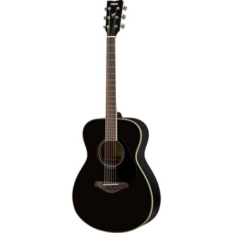 ヤマハ アコースティックギター FS820 BL 【本州・四国・九州への配送料無料】