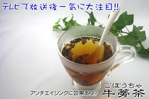 牛蒡茶90g(1か月分)×6袋【送料無料】ごぼう茶 半年分