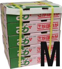 【箱売り】いちごMサイズ約25粒×20パック(さがほのか、さちのか、とよのか、あまおう、紅ほっぺ) 【業務用·大量販売】【RCP】