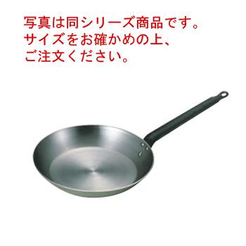 SW 鉄 厚板 フライパン 40cm【フライパン】【鉄フライパン】【鉄製】【電磁調理器対応】【IH対応】【業務用フライパン】【業務用】【SW】