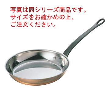マトファー/ブウジャ フライパン 3690-24cm ステン/銅【フライパン】【MATFER】【BOURGEAT】【銅フライパン】【業務用フライパン】【業務用】