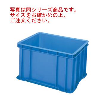 セキスイ ボックスコンテナー S-72 ブルー PP製【代引き不可】【コンテナー】【プラスチックコンテナー】【物流保管用品】【流通】【倉庫作業】【業務用】