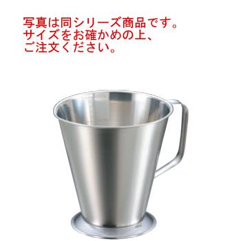 デバイヤー 18-10 水マス 3565-20 2L【計量カップ】【メジャーカップ】【厨房用品】【キッチン小物】【キッチン用品】【業務用】