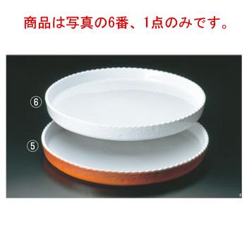 ロイヤル 丸 グラタン皿 No.300 52cm ホワイト【オーブンウェア】【ベーキングウェア】【ベイキングウェア】【ROYALE】【ラウンド型】【耐熱容器】【厨房用品】【キッチン用品】