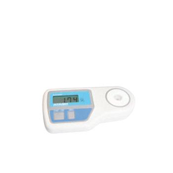 デジタル式 塩分計 ES-421【代引き不可】【デジタル測定機器】【塩分計】【塩分チェック】【アタゴ】【ATAGO】【業務用】【厨房用品】