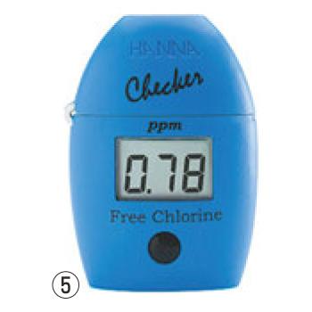 ハンナ デジタル残留塩素計 遊離塩素 HI701【デジタル測定機器】【残留塩素管理】【残留塩素測定】【水質検査】【業務用】【厨房用品】