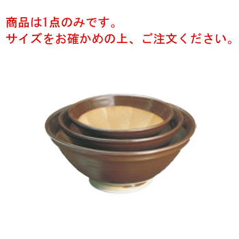 すり鉢 常滑焼 18号【代引き不可】【すりばち】