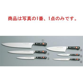 EBM-19-0205-01-001 ヴォストフ 大好評です 18%OFF スペシャルグレード 牛刀 4582-16SG キッチンナイフ 16cm Wusthof 包丁