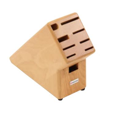 ウ゛ォストフ 木製 ナイフブロック 7239 ナチュラル【包丁差し】【包丁スタンド】【包丁収納】