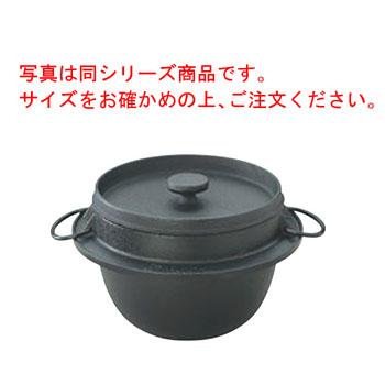 鉄ごはん鍋 3合炊 21-085【炊飯鍋】【鉄鍋】