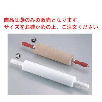 TH 木製 ローリングピン 44925 35cm【業務用】【サーモハウザー】【回転めん棒】