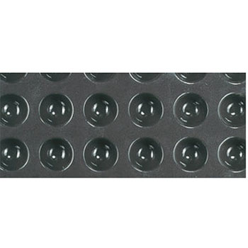 ドゥマール フレキシパン 1265 プティフール(半球)35取【業務用】【DEMARLE】【お菓子型】
