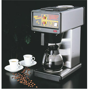 ハッピー コーヒーマシン CH-140 マイルドブラウン【代引き不可】【業務用】【コーヒーメーカー】【コーヒーマシーン】