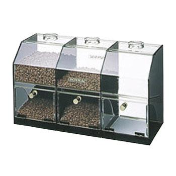 ボンマック コーヒーケース S-3【業務用】【コーヒーミル】【グラインダー】