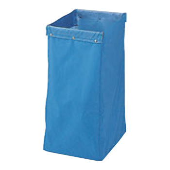 EBM-19-2018-02-001 リサイクル用システムカート収納袋 120L用 NEW売り切れる前に☆ いつでも送料無料 レッド 替袋 袋