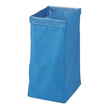 EBM-19-2018-02-002 今ダケ送料無料 リサイクル用システムカート収納袋 付与 120L用 ブルー 替袋 袋