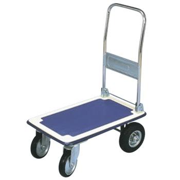 台車 ニュートラッカー(ハンドル折りたたみ式)NT-600【代引き不可】【台車】【運搬台車】【キャリー】