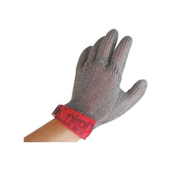 ニロフレックス メッシュ手袋(1枚)L ステンレス【手袋】【軍手】【保護手袋】
