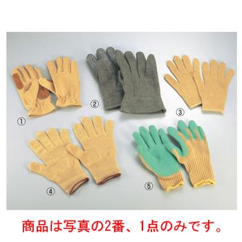 テクノーラ 5本指手袋 耐熱滑り止め付 EGF-36(2枚1組)【手袋】【軍手】【保護手袋】