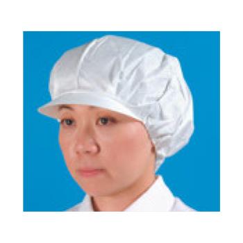 つくつく帽子(20枚入)EL-700G フリー グリーン【衛生帽】【衛生対策】【使い捨てキャップ】