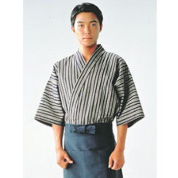和風ハッピーコート(調理服)BC1361-7 L【コックコート】【作務衣】【和風コート】