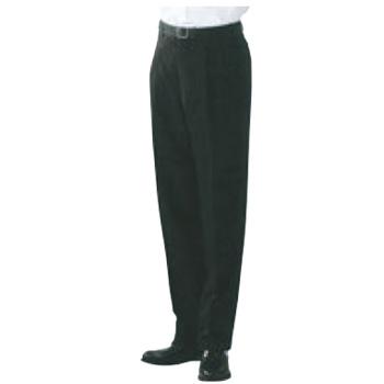 スラックス DL2969-9 ツータック 黒 ウエスト73cm【スラックス】【ズボン】【パンツ】