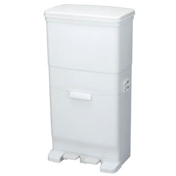 トンボ セパ ツインペダル 2段56【分別ゴミ箱】【ダストボックス】【ゴミ箱】