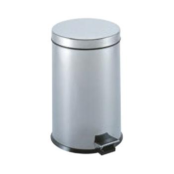 ステンレス ペダルボックス 12L DS2385120【ゴミ箱】【ダストボックス】【ごみ箱】