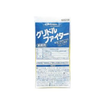 ディバーシー グリドルクリーナー グリドルファイター(30袋入)【清掃用品】【キッチン用品】【洗剤】