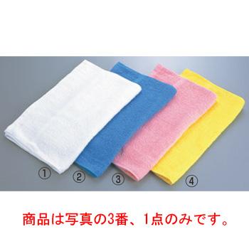 EBM フェイスタオル No.200(12枚入)ピンク【業務用】【清掃用品】【衛生用品】