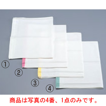 EBM ミューファン 抗菌ふきん(12枚入)330×450 緑【業務用】【清掃用品】【衛生用品】