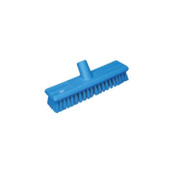 ヴァイカン デッキブラシ ハードタイプ 7041 ブルー【清掃用品】【ブラシ】【掃除道具】