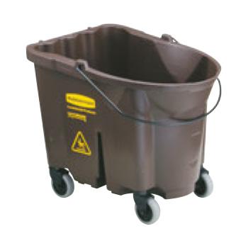 ラバーメイド ブルートモップバケット7570-88 ブラウン【清掃用品】【モップ】【掃除道具】