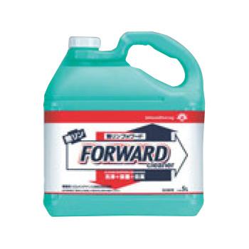 ディバーシー 洗剤 無リンフォワード 5L【清掃用品】【業務用】【洗剤】
