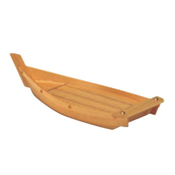 ひのき 一人舟【盛皿】
